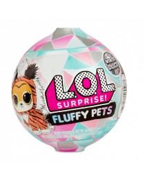 Lol Питомец Fluffy Pets  (6 серия - Winter Disco), L.O.L SURPRISE MGA