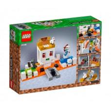 21145 LEGO Minecraft Арена-череп