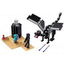 21151 LEGO Minecraft Последняя битва