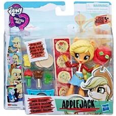 Игровой набор с мини-куклой Эпплджек My Little Pony, B4909-E2235 Hasbro