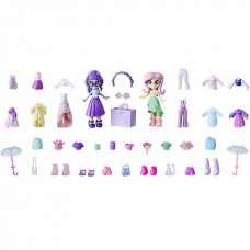 Набор игровой MLP Equestria Girls Мини-кукла Твайлайт и Флаттершай e4273-e3130 Hasbro