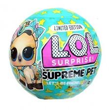 Lol Surprise Supreme Pets Limited Edition, L.O.L SURPRISE MGA