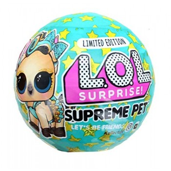 Lol Surprise Supreme Pets Limited Edition, L.O.L SURPRISE MGA