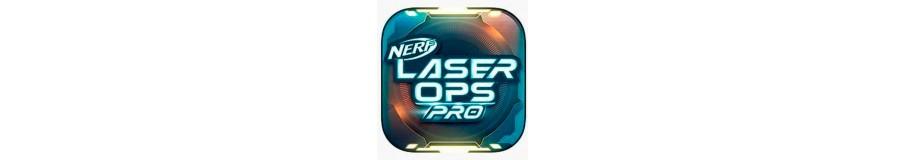 Nerf Laser Ops (Лазерные бластеры)