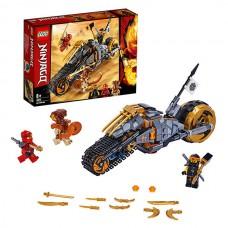 70672 Lego Ninjago Раллийный мотоцикл Коула