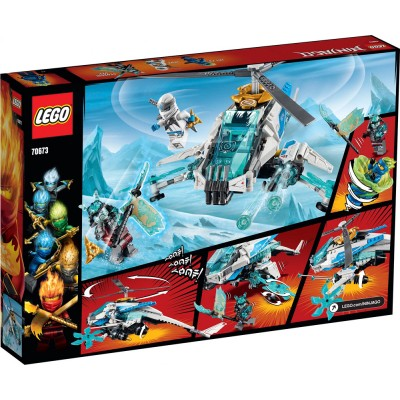 70673 Lego Ninjago Шурилёт