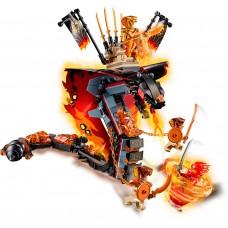 70674 Lego Ninjago Огненный кинжал