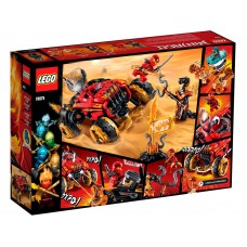 70675 Lego Ninjago Внедорожник Катана 4x4
