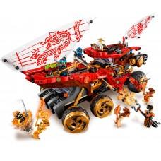 70677 Lego Ninjago Райский уголок