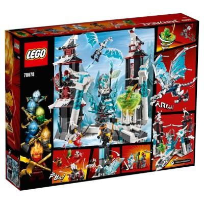70678 Lego Ninjago Замок проклятого императора