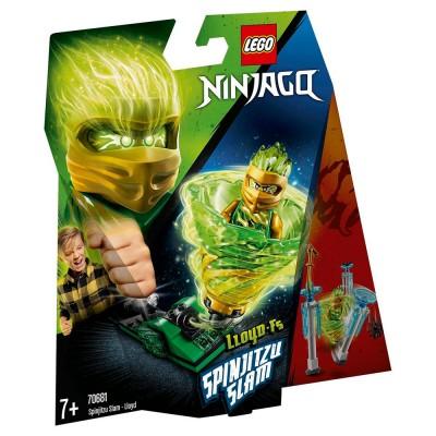 70681 Lego Ninjago Бой мастеров кружитцу - Ллойд