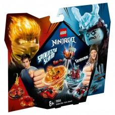70684 Lego Ninjago Бой мастеров кружитцу - Кай против Самурая
