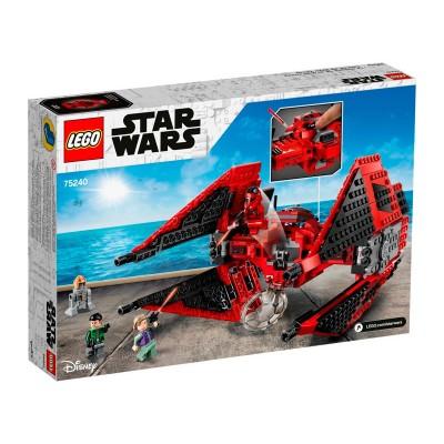 75240 Lego Star Wars Конструктор ЛЕГО Звездные Войны Истребитель СИД Майора Вонрега