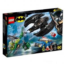 76120 Lego Super Heroes Бэткрыло Бэтмена и ограбление Загадочника