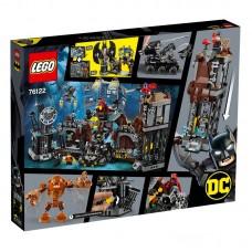 76122 Lego Super Heroes Вторжение Глиноликого в бэт-пещеру