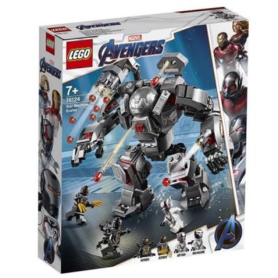 76124 LEGO Super Heroes Воитель