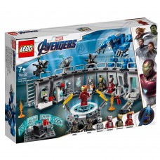 76125 LEGO Marvel Super Heroes Лаборатория Железного человека