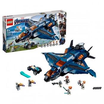 76126 LEGO Super Heroes Модернизированный квинджет Мстителей