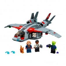 76127 Lego Super Heroes Капитан Марвел и атака скруллов