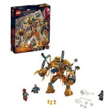 76128 LEGO Super Heroes Бой с Расплавленным Человеком