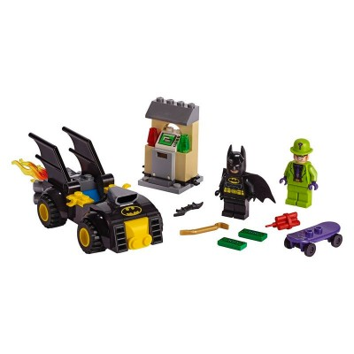 76137 Lego Super Heroes Бэтмен и ограбление Загадочника