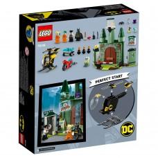 76138 Lego Super Heroes Бэтмен и побег Джокера