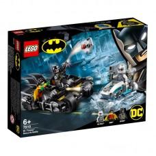 76118 Lego Super Heroes Гонка на мотоциклах с мистером Фризом