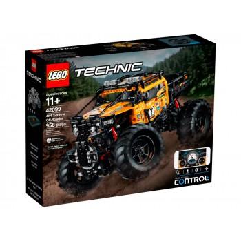 LEGO Technic 42099 Экстремальный внедорожник 4х4