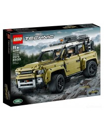 42110 LEGO Technic  LAND ROVER DEFENDER