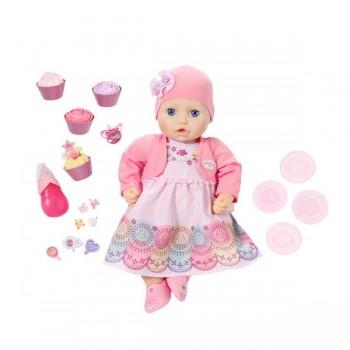 Кукла многофункциональная Праздничная Zapf Creation Baby Annabell 700-600, 43 см