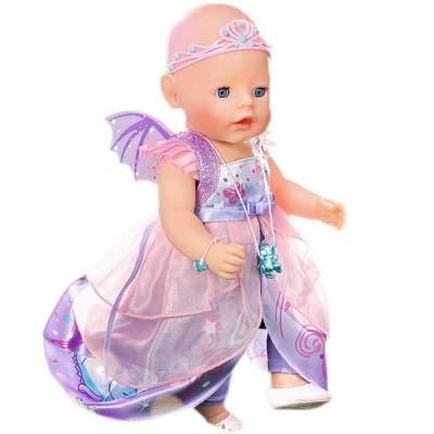Кукла интерактивная Zapf Creation Baby born 824191 Волшебница, 43 см