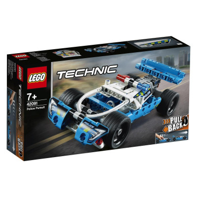 Полицейская погоня 42091 Lego Technic