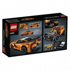 Chevrolet Corvette ZR1 42093 Lego Technic