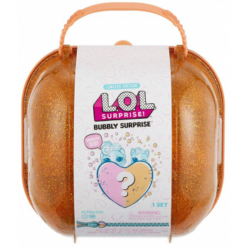 Чемоданчик L.O.L. Bubbly Surprise Orange, MGA