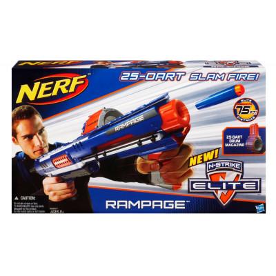 Бластер 98697 Nerf Elite Rampage Hasbro