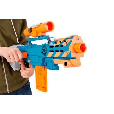 Бластер a9546 Nerf Zed Squad Longshot CS-12 Hasbro
