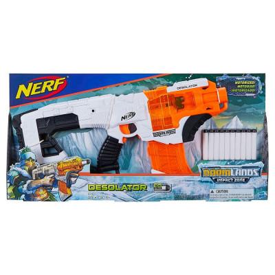 Бластер автоматический b7401 Нерф Думлэндс Опустошитель Nerf Doomlands Desolator Hasbro
