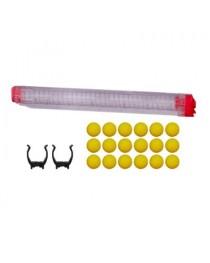 Запасной магазин с шариками 18 штук Nerf Rival, b1594 Hasbro Nerf