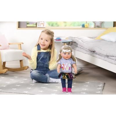 """Кукла Сестренка Baby Born """"Нежные объятия"""", 824603 Zapf"""