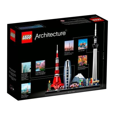 21051 Lego Architecture Токио