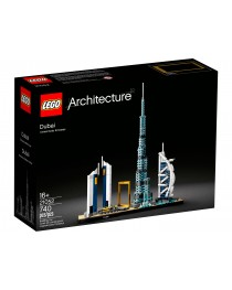 21052 Lego Architecture Дубай