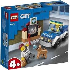 Полицейский отряд с собакой 60241 Lego City