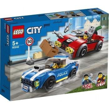 Арест на шоссе 60242 Lego City
