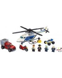 Погоня на полицейском вертолёте 60243 Lego City