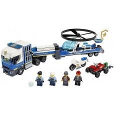 Полицейский вертолётный транспорт 60244 Lego City