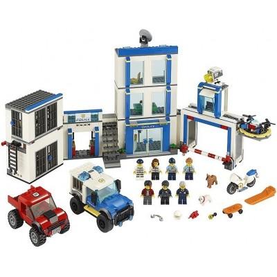 Полицейский участок 60246 Lego City