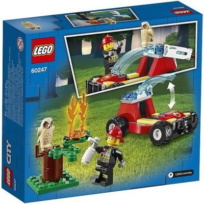 Лесные пожарные 60247 Lego City