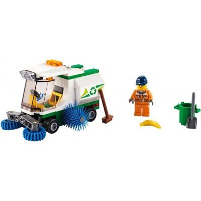 Машина для очистки улиц 60249 Lego City