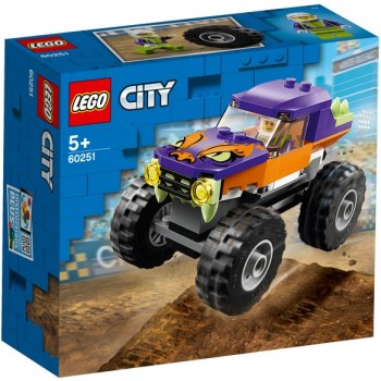 Монстр-трак 60251 Lego City