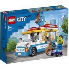 Грузовик мороженщика 60253 Lego City